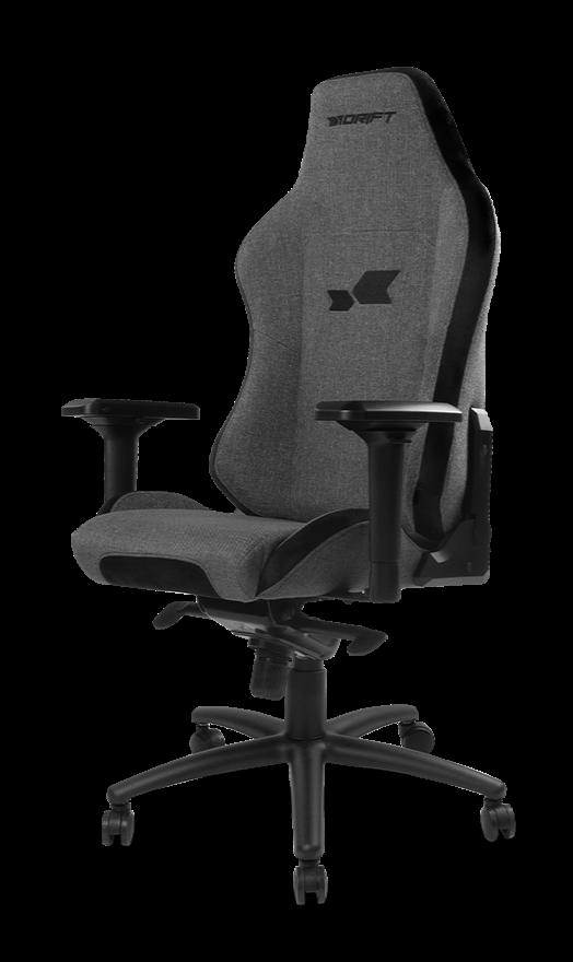 Drift anuncia nuevas sillas ergonómicas: DR175 y DR275, dos nuevos modelos para jugar, trabajar y crear cómodamente