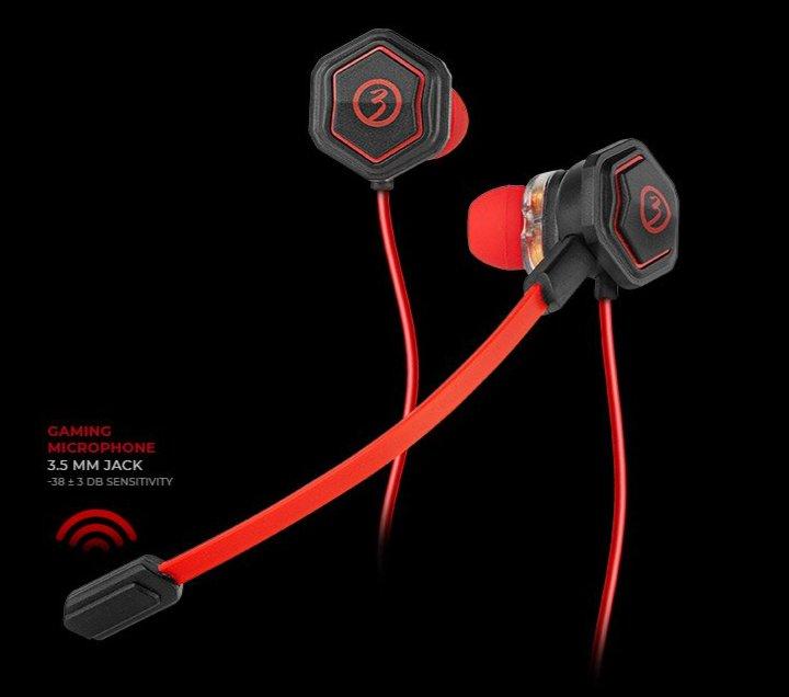 Ozone presenta Heat X30, unos nuevos auriculares in ear diseñados para gamers